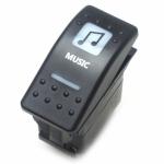 Кнопка (выключатель) для UTV W013, W009, W014