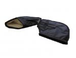 Варежки для квадроцикла/снегохода/эндуро универсальные цветные Starksbat Warm 30COL