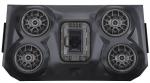 Аудиосистема SSV Works для Polaris RZR 1000 4 WP-RZF3O4