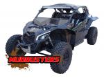 Комплект дополнительных расширителей MudBusters для Maverick X3 X3-BRP-LargeFS