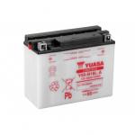 Аккумулятор Yuasa Y50-N18L-A YTX20HL-BS