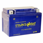 Аккумулятор для квадроцикла/снегохода StarksBat YT 12-9,0