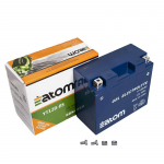 Аккумулятор гелевый ATOM YT12B-4 (YT12B-BS) GEL